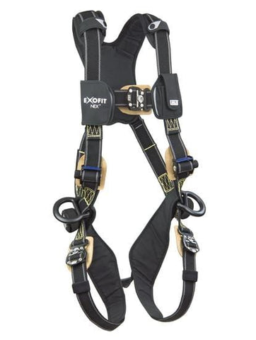 ExoFit NEX™ Arc Flash Positioning Harness (size X-Large) - Barry Cordage
