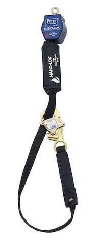 Nano-Lok™ Tie-Back Self Retracting Lifeline - Web - For Hot Work Use - Barry Cordage
