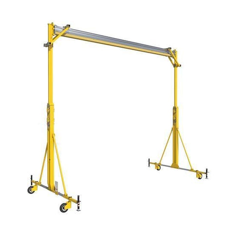 FlexiGuard™ A-Frame System - Adjustable Height 16 ft. to 22.5 ft. (4.9 - 6.9m) x 20 ft. (6.1 m) - Barry Cordage