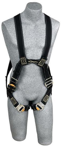 Delta™ Arc Flash Harness - Dorsal/Front Web Loops (size Large) - Barry Cordage