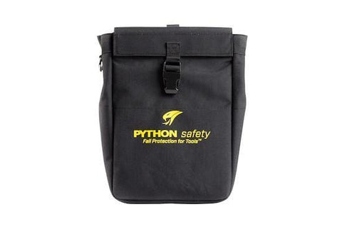 Python Safety™ Tool Pouch Extra Deep with D-Ring and Triggers (2) - Barry Cordage
