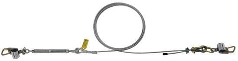 SecuraSpan™ HLL Lifeline Assembly 100 ft. (30.5m) - Barry Cordage