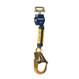 Nano-Lok™ Quick Connect Self Retracting Lifeline - Web - Aluminum Rebar Hook