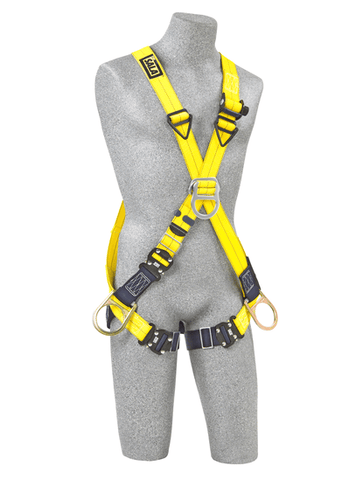 Delta™ Cross-Over Style Positioning/Climbing Harness (size Universal)