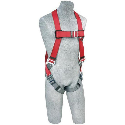 PRO™ Vest-Style Harness pass-thru buckle leg straps (size Medium/Large)