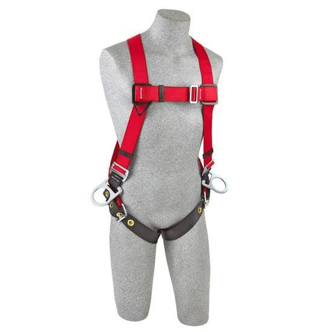 PRO™ Vest-Style Positioning Harness tongue buckle leg straps (size X-Large) (1191247C)