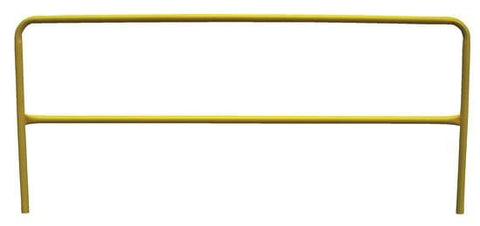 Portable Guardrail 8 ft. (2.4 m) - Yellow