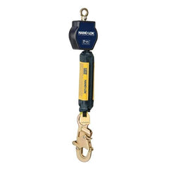 Nano-Lok™ Self Retracting Lifeline - Web - Swiveling Loop/Snap Hook - Barry Cordage