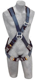 ExoFit™ Cross-Over Style Climbing Harness (size Large)