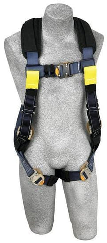ExoFit™ XP Arc Flash Harness - Dorsal/Rescue Web Loops (size X-Large) - Barry Cordage