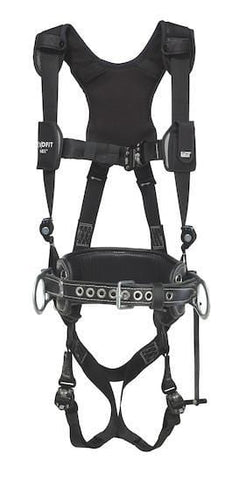 ExoFit NEX™ Lineman Vest-Style Harness with 2D Belt  (size X-Large) - Barry Cordage