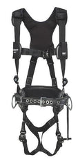 ExoFit NEX™ Lineman Arc Flash Harness with 2D Belt (size Medium) - Barry Cordage