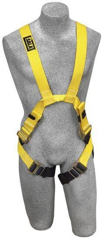 Delta™ Arc Flash Harness - Dorsal/Front Web Loop (size Medium) - Barry Cordage