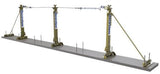 SecuraSpan™ Rebar/Shear Stud Horizontal Lifeline System 60 ft. (18.3m)