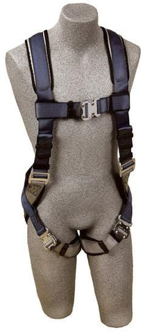 ExoFit™ Vest-Style Stainless Steel Harness (size Medium) - Barry Cordage
