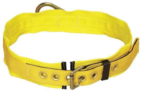 Tongue Buckle Belt with back D-ring (size Large)