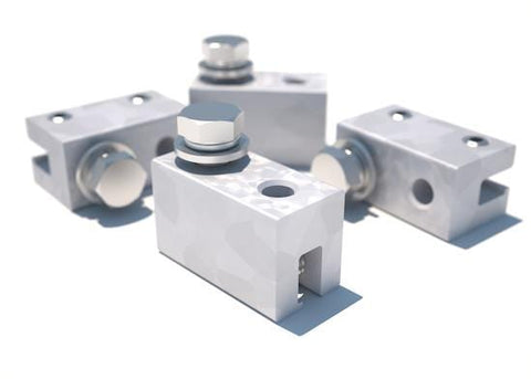 E Maxi Clamp 4-Pack for Standing Seam Roof Top Anchor