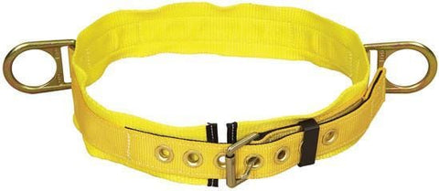 Tongue Buckle Belt with side D-rings (size X-Large) - Barry Cordage