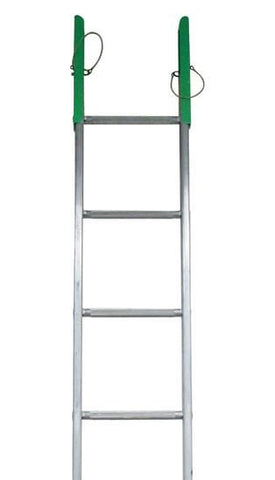 Advanced™ 4 ft. (1.2 m) Aluminum Ladder Section - Barry Cordage