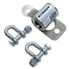 Zorbit™ Energy Absorber Kit (shackles and fasteners) - Barry Cordage