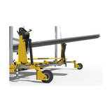FlexiGuard™ C-Frame System - Adjustable Height 17.5 ft. to 28.7 ft. (5.3-8.8 m) x 15 ft. (4.6 m)