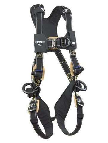 ExoFit NEX™ Arc Flash Positioning/Climbing Harness (size X-Large) - Barry Cordage