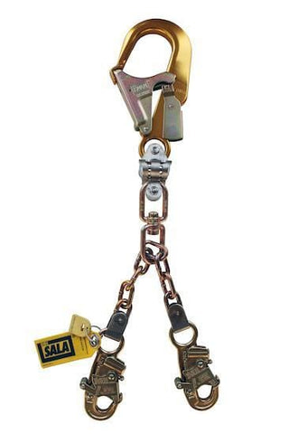 Chain Rebar/Positioning Lanyard - Barry Cordage