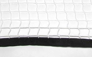 Nets and Netting Finishing - Sewn webbing (F7)