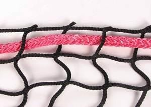 Nets and Netting Finishing - Simple rope border (rope in/out) (F4)