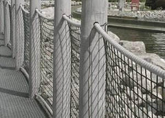Nets and Netting Finishing - Twisted Rope Border (F6) - Barry Cordage