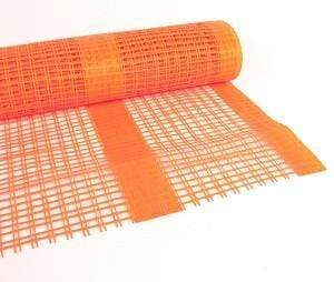 Underground Mining Safety Fence (Construction and Mining) - roll of BTMFF09 50'' X 100 yards