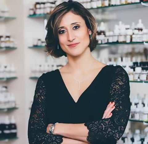 Cécile Zarokian, Perfumer of Stairway to Heaven by Jul et Mad