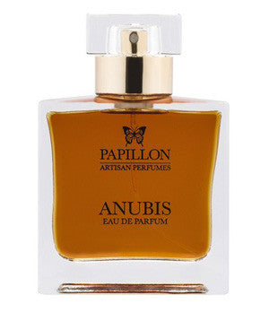 Anubis by Papillon at Indigo Perfumery Indigo Perfumery has niche and natural perfumes and artistic fragrances, and concierge service. www.indigoperfumery.com.