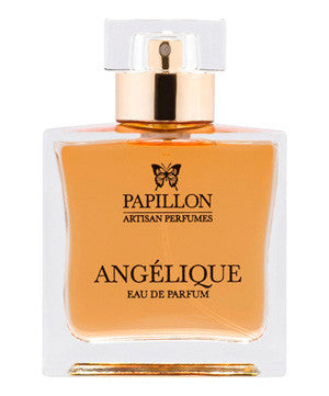 Angélique by Papillon at Indigo Perfumery Indigo Perfumery has niche and natural perfumes and artistic fragrances, and concierge service. www.indigoperfumery.com.