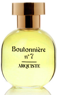 Boutonnière no.7 by Arquiste Indigo Perfumery has niche and natural perfumes and artistic fragrances, and concierge service. www.indigoperfumery.com.