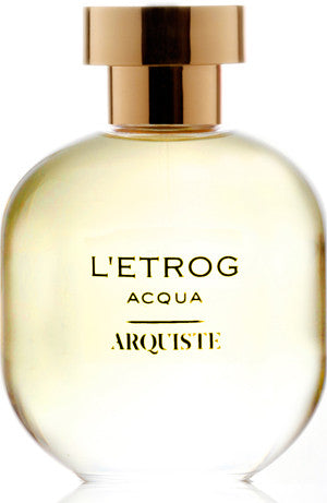 L'Etrog Acqua Sample Indigo Perfumery has niche and natural perfumes and artistic fragrances, and concierge service. www.indigoperfumery.com.