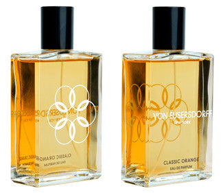 Classic Orange 10 ml. travel splash Indigo Perfumery has niche and natural perfumes and artistic fragrances, and concierge service. www.indigoperfumery.com.