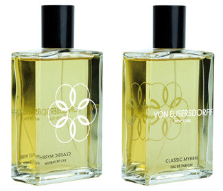 Classic Myrrh Indigo Perfumery has niche and natural perfumes and artistic fragrances, and concierge service. www.indigoperfumery.com.
