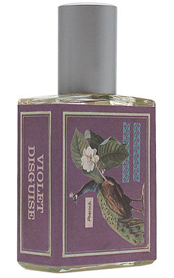 Violet Disguise Indigo Perfumery has niche and natural perfumes and artistic fragrances, and concierge service. www.indigoperfumery.com.