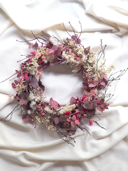 PRESERVED WREATH - BLOOM