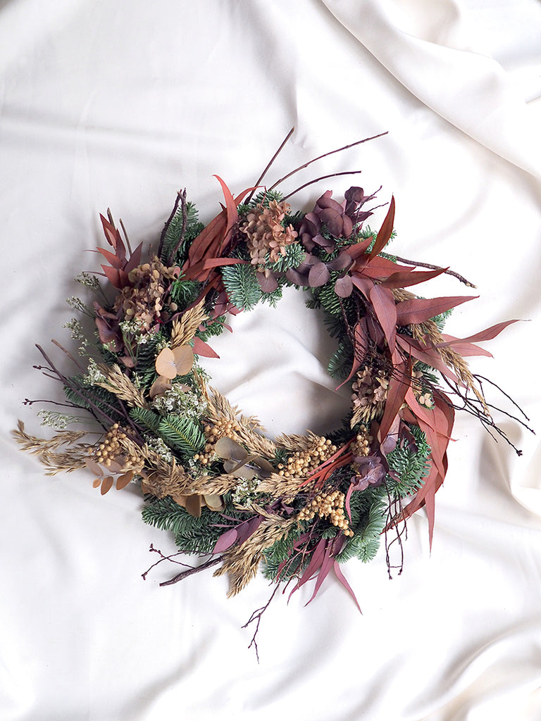 FIR WREATH - EARTH