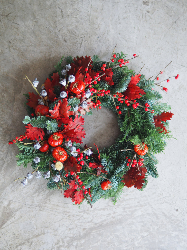 WREATH - FIR (more colours!)