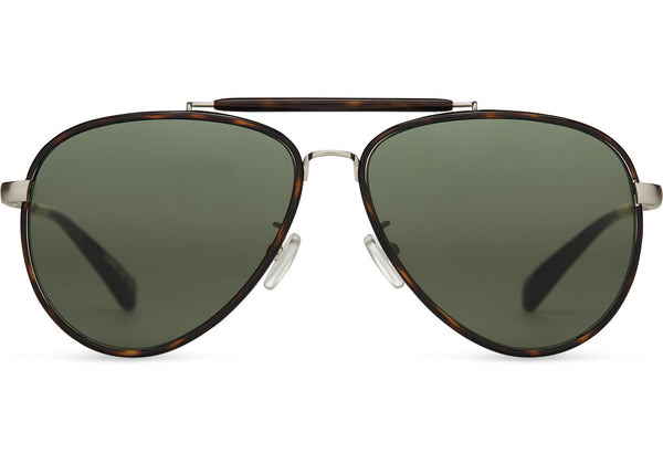 TOMS Maverick Whiskey Tortoise Sunglasses