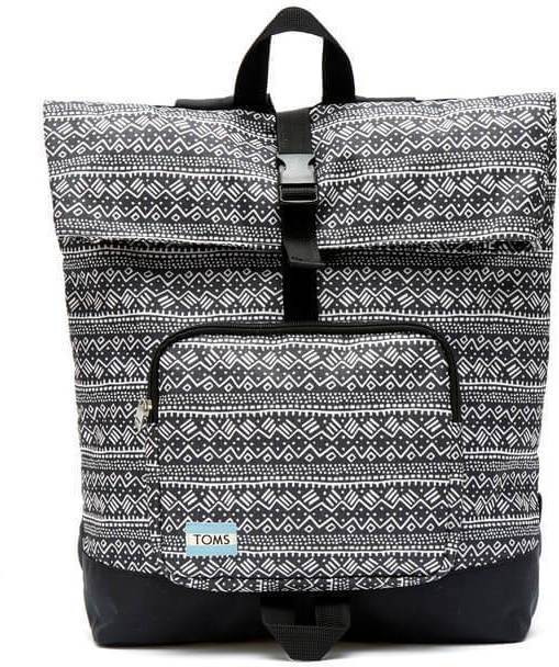 TOMS Tribe Printed Backpack