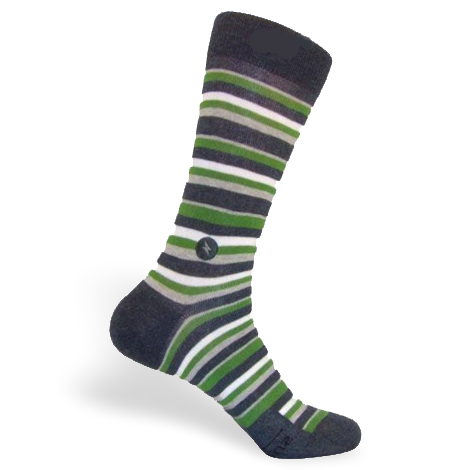 Conscious Step Socks For Disaster Relief - Stripes