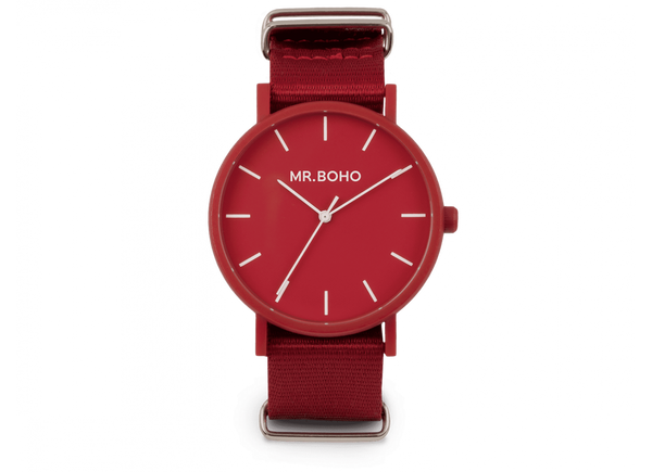 Mr Boho Gomato Cherry Watch