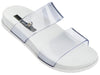 Melissa Cosmic Slide Clear Translucent