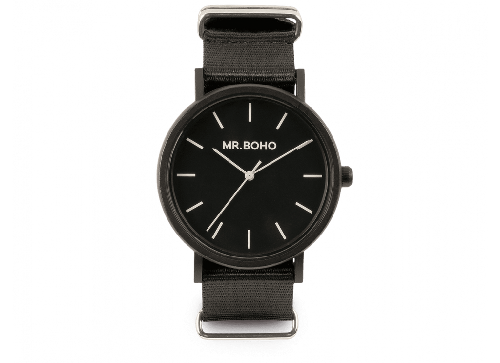 Mr Boho Gomato Ash Watch