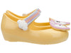 Melissa Mini Ulragirl Unicorn in Pale Yellow