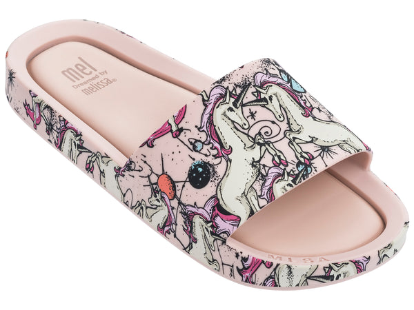 Melissa Youth Unicorn Beach Slide